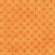 Dino Polka Dot Paper- Orange