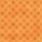 Dino Polka Dot Paper- Orange