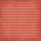 Stripes 49 Paper- Red