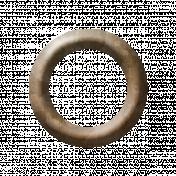 Eyelet- Brown