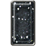 Berlin Black Glitter Brad