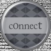 Berlin Connect Circle Tag