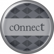 Berlin Connect Circle Tag