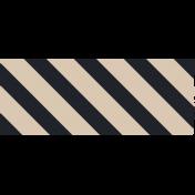 Berlin Striped Washi Tape- Diagonal