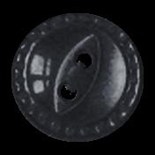 Berlin Button 03- Black