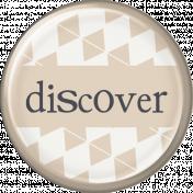 Berlin Discover Circle Tag