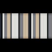 Berlin Striped Ribbon