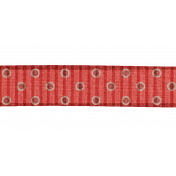 Red Polka Dot Ribbon 2