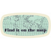 Find It On The Map- Tag Cambodia