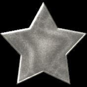 Metal Star- Cambodia