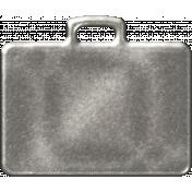 Metal Suitcase- Cambodia
