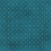 Cheer Blue & Yellow Polka Dot Paper