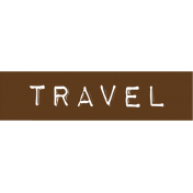 Cambodia Travel Label