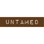 Cambodia Untamed Label