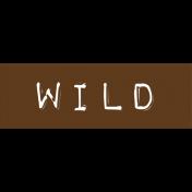 Cambodia Wild Label