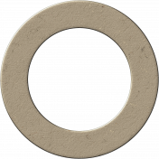 Cambodia Chipboard- Circle & Doughnut