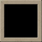 Cambodia Chipboard - Square Frame