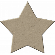 Cambodia Chipboard- Star