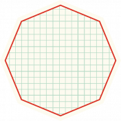 Cambodia Grid Tag- Octagon