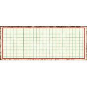 Cambodia Grid Tag- Rectangle Grunge