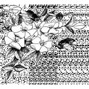 Flower Stamp 01