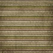 Stripes 51 Paper- Brown & Green