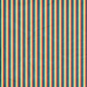 Cheer Striped Paper