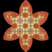 Discover Flower- Petal Plaid
