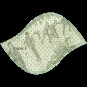 Discover Leaf Large- Folks & Polka Dots