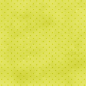 Polka Dots 08 Paper- Lime