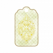 Ornamental Tag