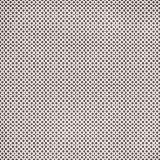 Malaysia White Polka Dot Paper