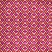 Malaysia Purple Argyle Paper
