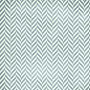 Chevron 17 Paper - Blue & White