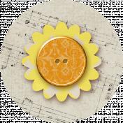 Malaysia Flower- Yellow & Music