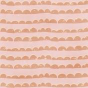 Laundry Uneven Semicircle Paper