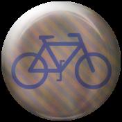 DSF Aug 2013 Blog Train Mini Kit- Bicycle Flair