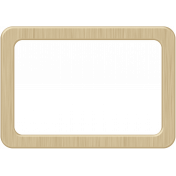 DSF Aug 2013 Blog Train Mini Kit- Wood Frame
