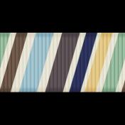 DSF Aug 2013 Blog Train Mini Kit- Striped Ribbon