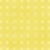 Laundry Yellow Polka Dot Paper
