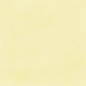 Laundry Light Yellow Polka Dot Paper