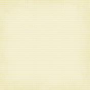 Laundry Yellow Tiny Polka Dot Paper