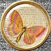 Ephemera Butterfly Brad 10