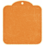 Blog Train Orange Tag