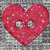 DSF Aug 2012 Button- Heart