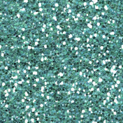 Pretty Things Blue Glitter