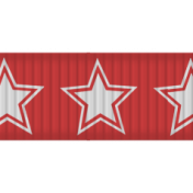 E&G Stars Ribbon