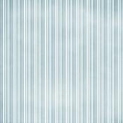 Stripes 37 Paper- Blue