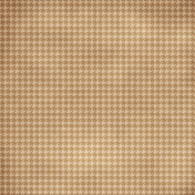 Houndstooth- brown