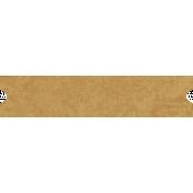 Tag Shape 113- Golden